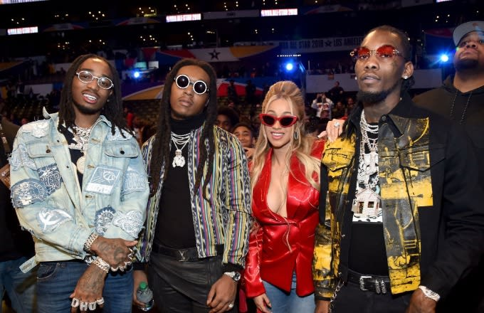 31e514185adf No Charges for Migos and Cardi B s Security Team in Met Gala ...
