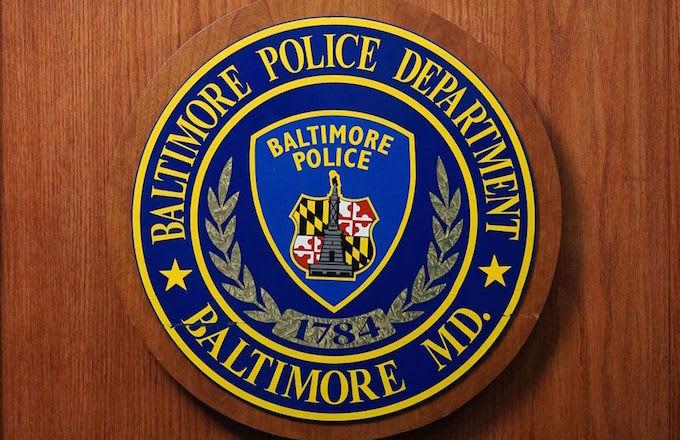 Baltimore Police brutality