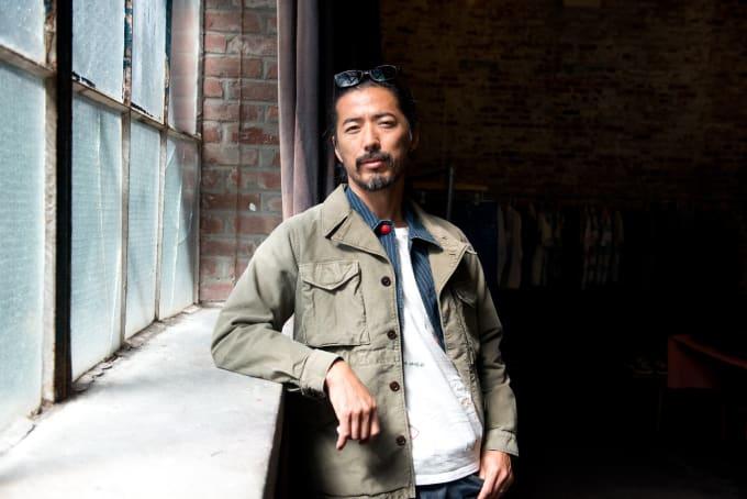 Visvim's Hiroki Nakamura