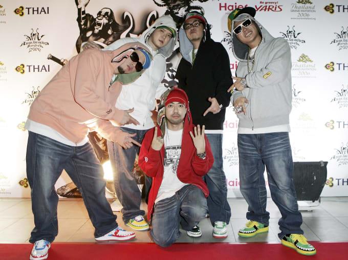 Teriyaki Boyz 6