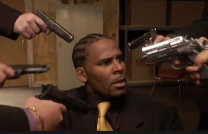 r kelly s trapped in the closet could be getting a sequel very