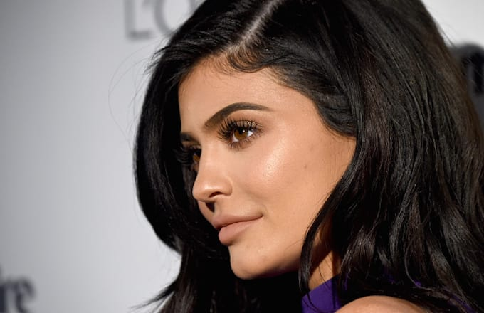 Kylie Jenner attends Marie Claire's Image Maker Awards 2017