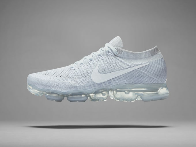 Cheap Nike Vapormax Strap Grey Colorway