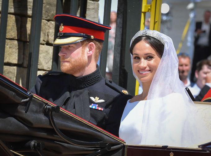 Royal Wedding U.S. views