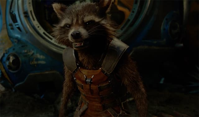 Rocket Raccoon, 'Guardians of the Galaxy'