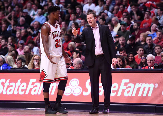 Bulls Were 'Uncomfortable' With Idea Of Jimmy Butler As Franchise Player