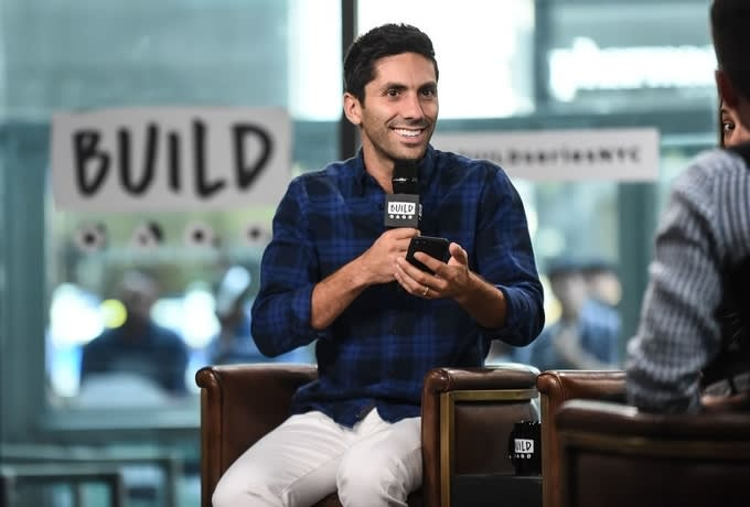 Nev Schulman attends the Build Series