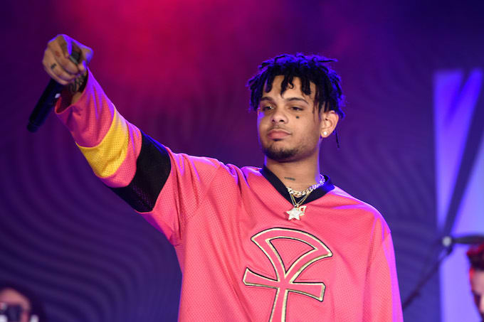 Smokepurpp in SXSW