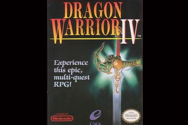 best-old-school-nintendo-games-dragon-warrior-iv