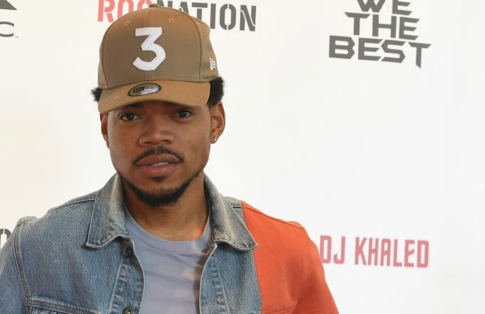 Chance The Rapper Shares a Message With Women About Breast Cancer