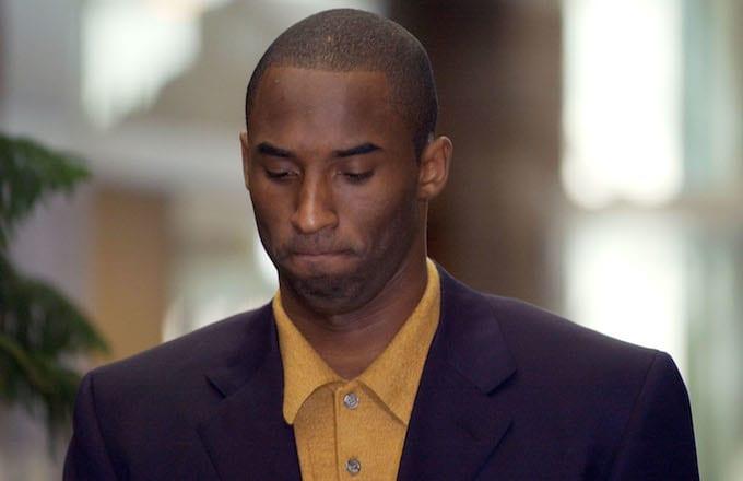 Kobe Bryant in 2003