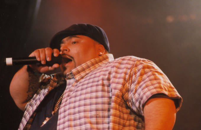 Photo of Big Pun.