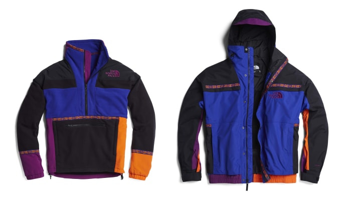 Go Retro with the North Face s Rage Collection  45420aec0f5b