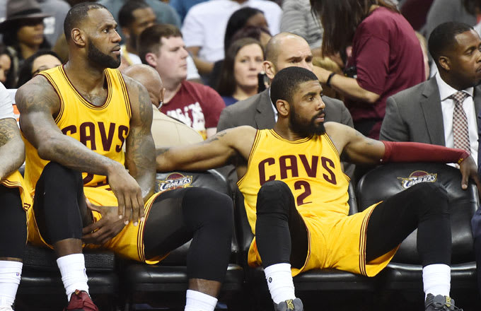 b71e16d41f0 Kyrie Irving Reaches a New Level of Petty and Unfollows LeBron on Instagram