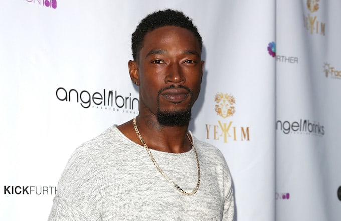This is Kevin McCall at the at Penthouse Nightclub & Dayclub.