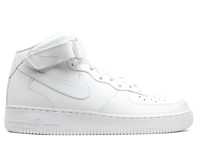 In Denfense of Nike Air Force 1 Mids  1b7d5256d7
