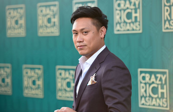 Jon Chu crazy rich asians