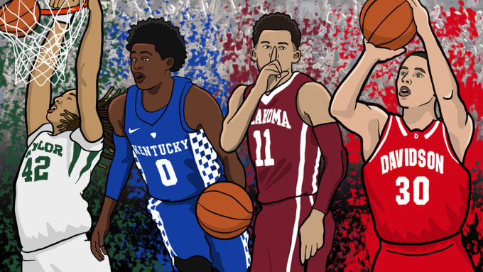 The 14 Greatest College Basketball Performances Of The Last Decade Ranked