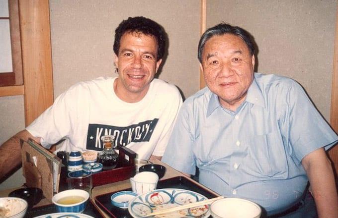 Photo of Ikutaro Kakehashi.