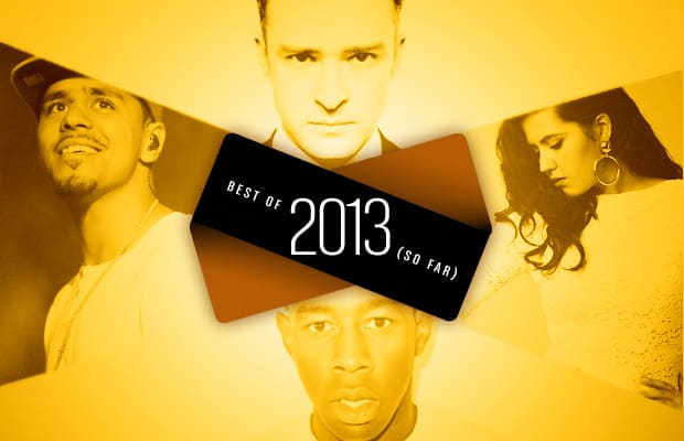 The Best Albums Of 2013 So Far