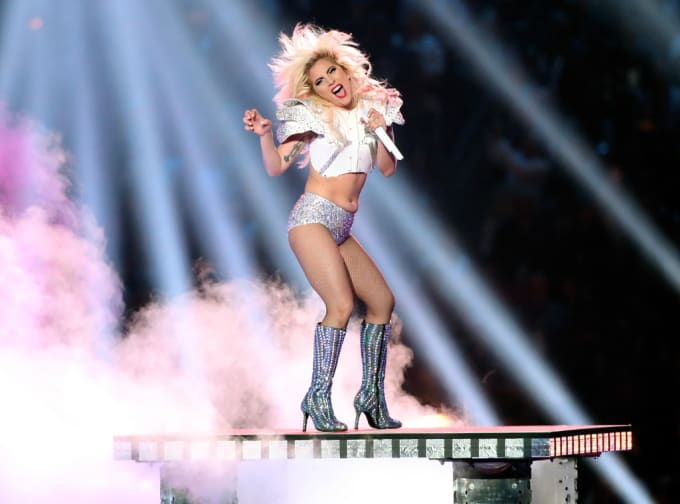 Lady Gaga Joanne World Tour Vancouver
