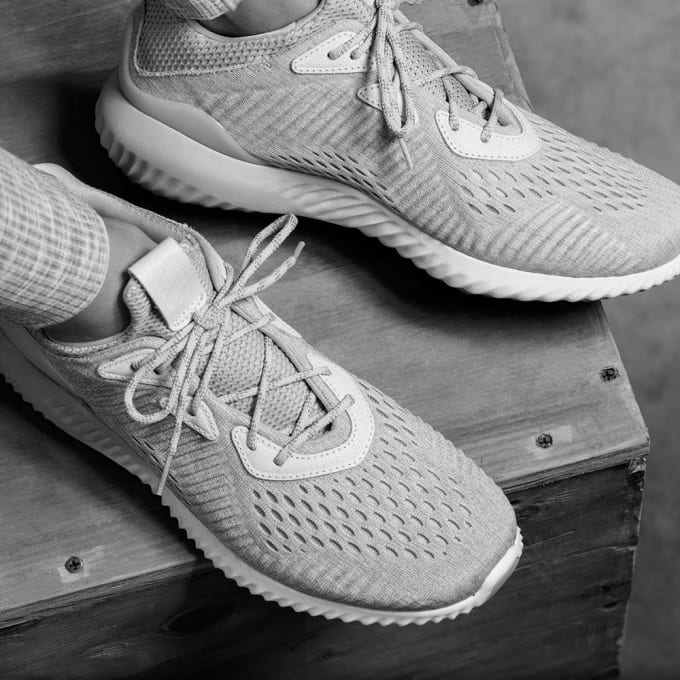 online store 4fad1 092c7 Adidas x Reigning Champ AlphaBounce