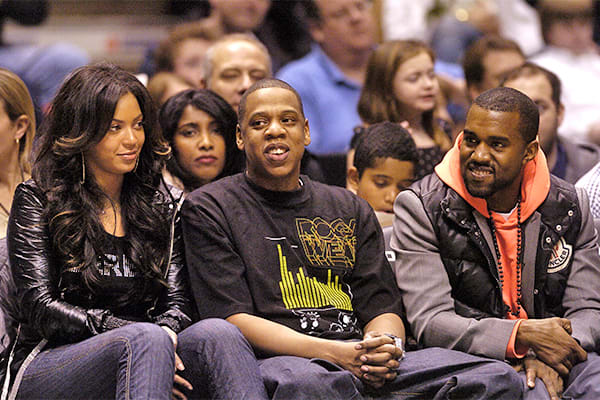 100-best-kanye-west-outfits-nj-nets-courtside-beyonce