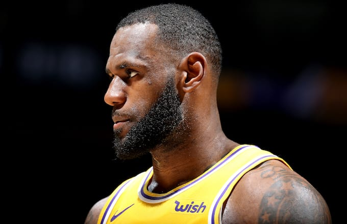 c6cc54f9e LeBron s  Patience Runs Out  After Losing to Timberwolves