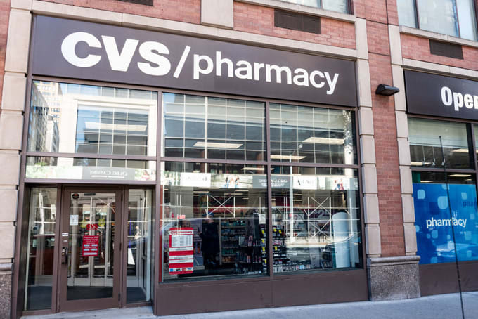 CVS store in New York City