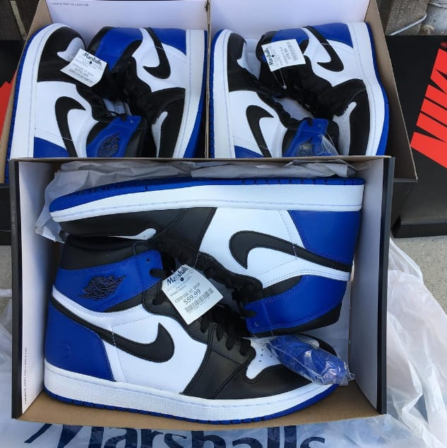 939614eb482fd0 How Hyped Sneakers End up at Marshalls