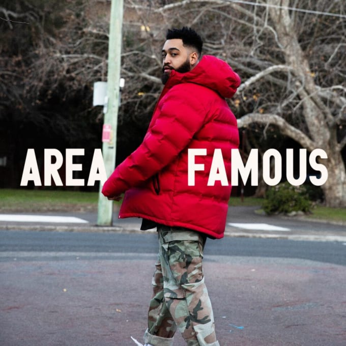 B Wise 'Area Famous' album cover