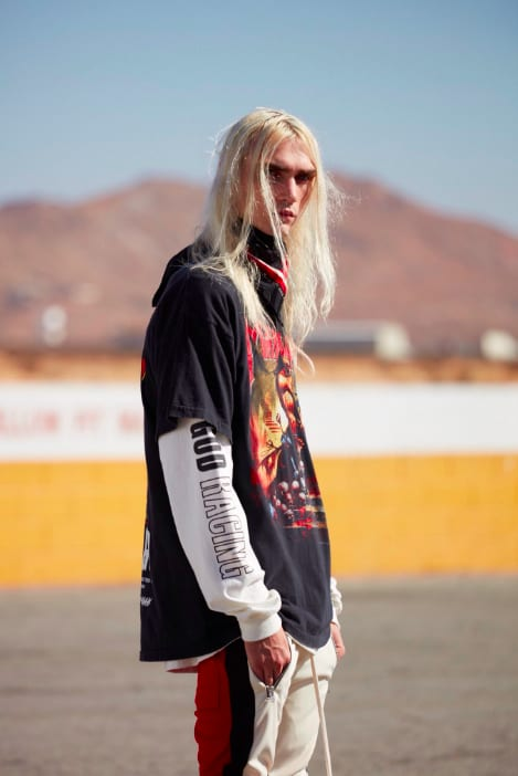 Fear of God Racing collection ComplexCon release