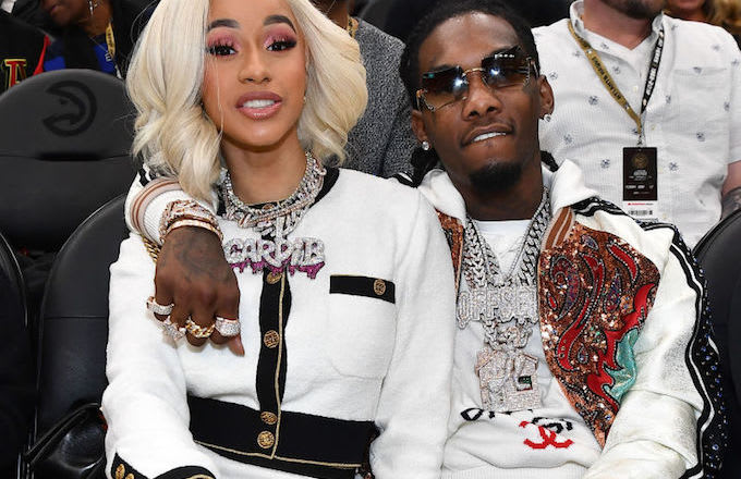 Cardi, Offset breakup reacts