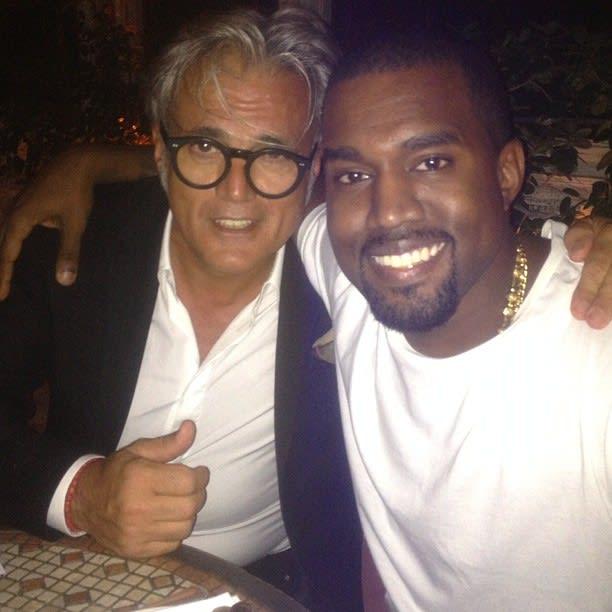 ad5b7b947 Giuseppe Zanotti Speaks on Designing Shoes With Kanye West