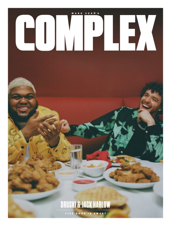 Jack Harlow & Druski: Real Friends Complex Cover Story