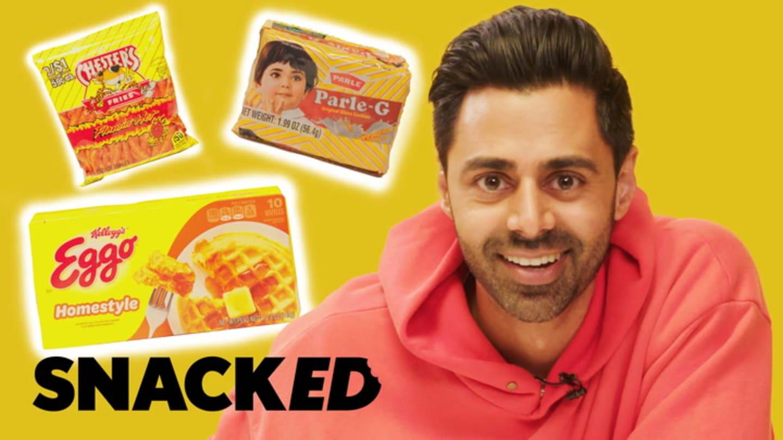 Hasan Minhaj Breaks Down His Favorite Snacks | Snacked