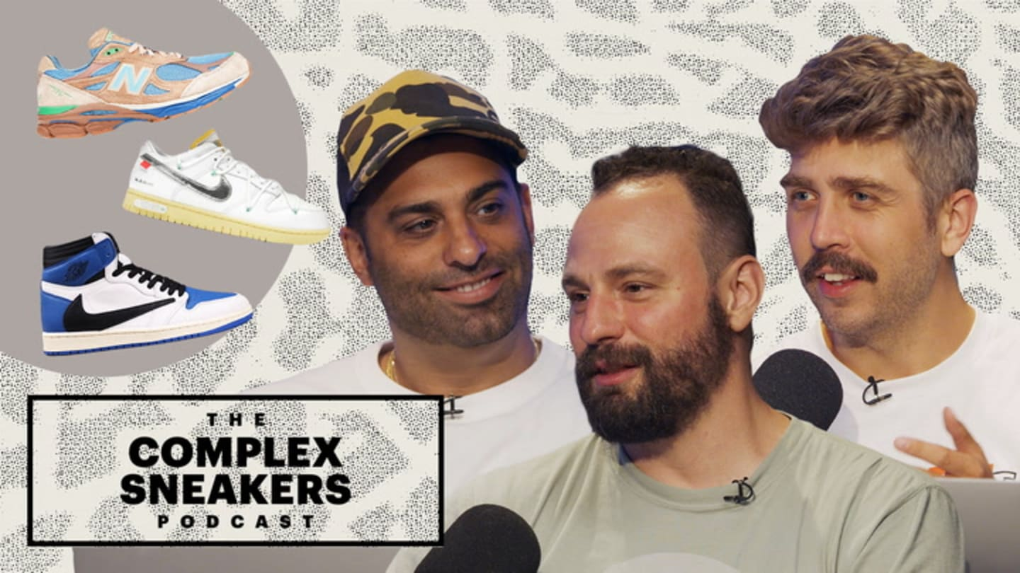 Debating This Summer's Biggest Sneaker   The Complex Sneakers Podcast