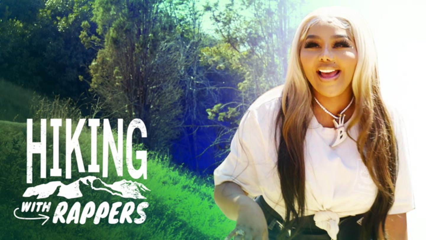 Can Lil' Kim Survive the Trails? | Hiking with Rappers