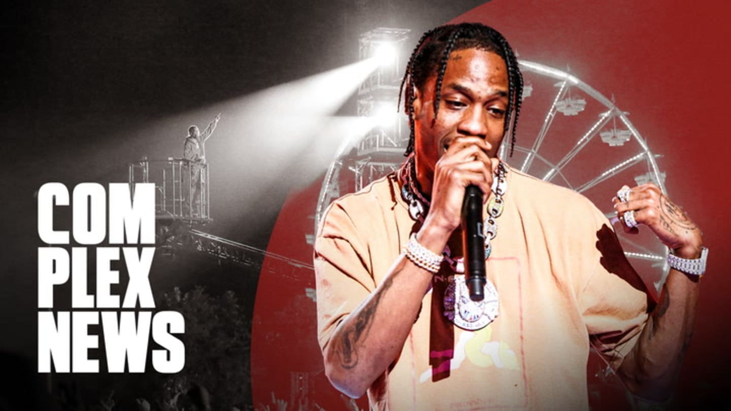 Everything We Know About Travis Scott's 'Utopia' | Complex News
