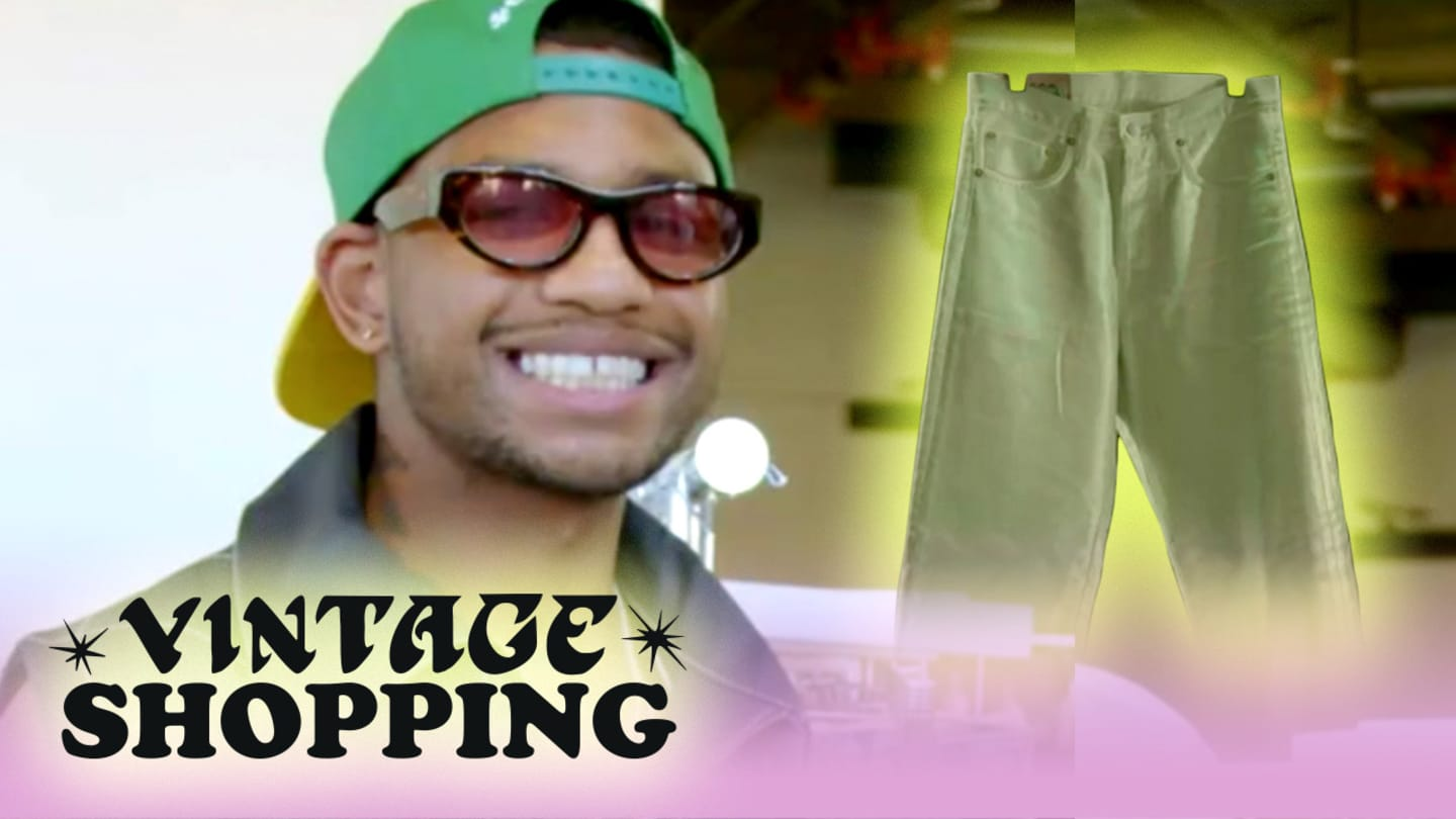 Guapdad 4000 Goes Vintage Shopping With Complex.