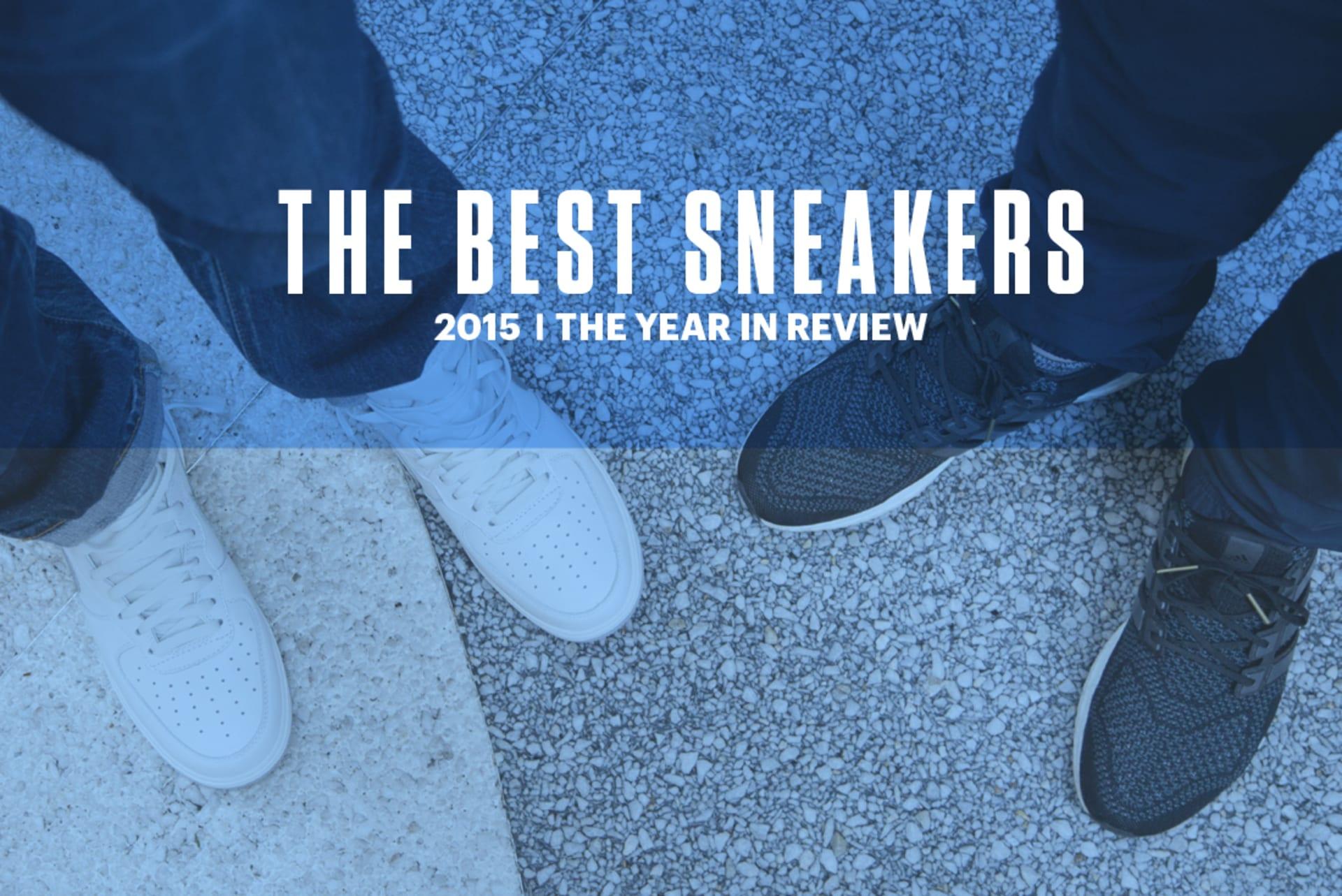 best sneakers of 2015