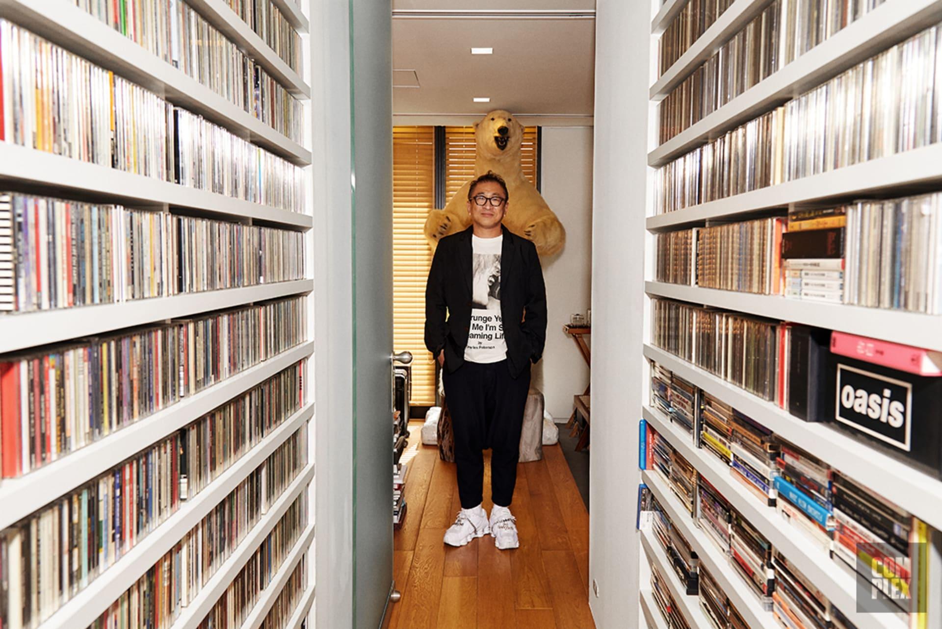 Masamichi Katayama of design firm Wonderwall