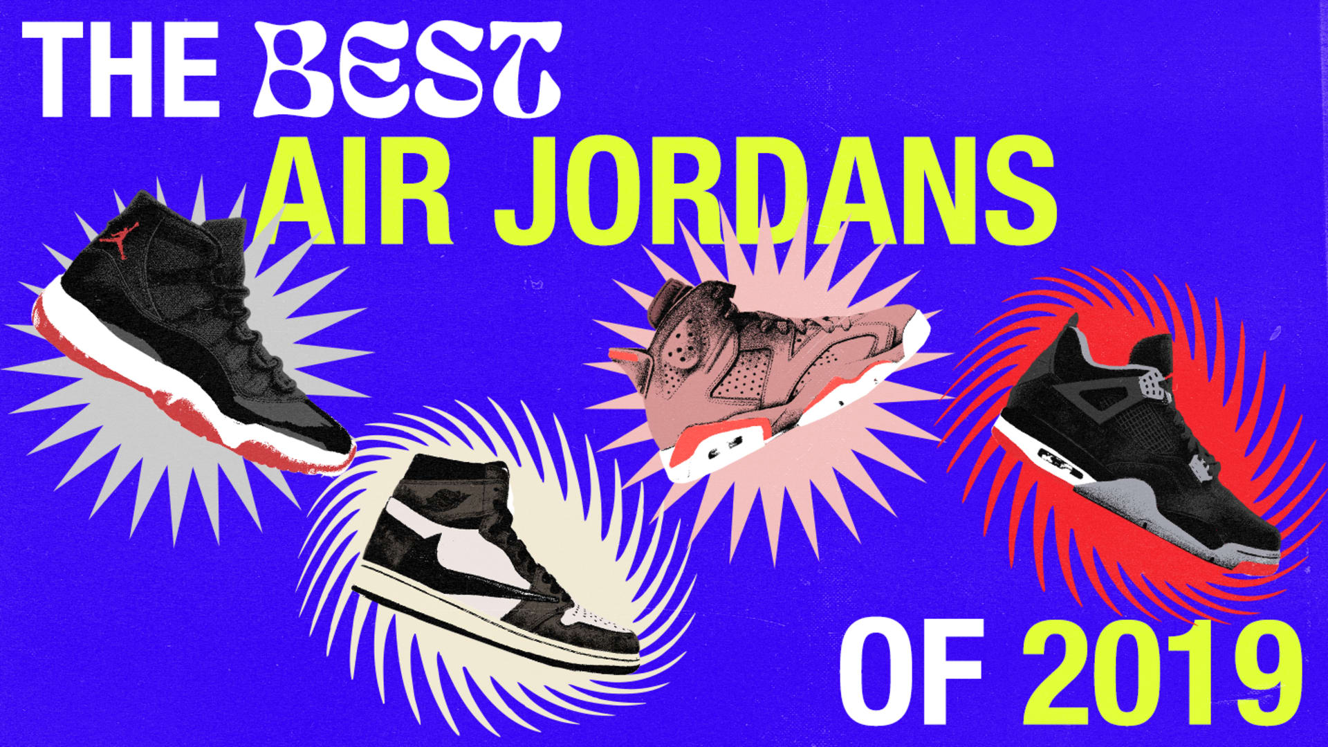 Best Air Jordans 2019
