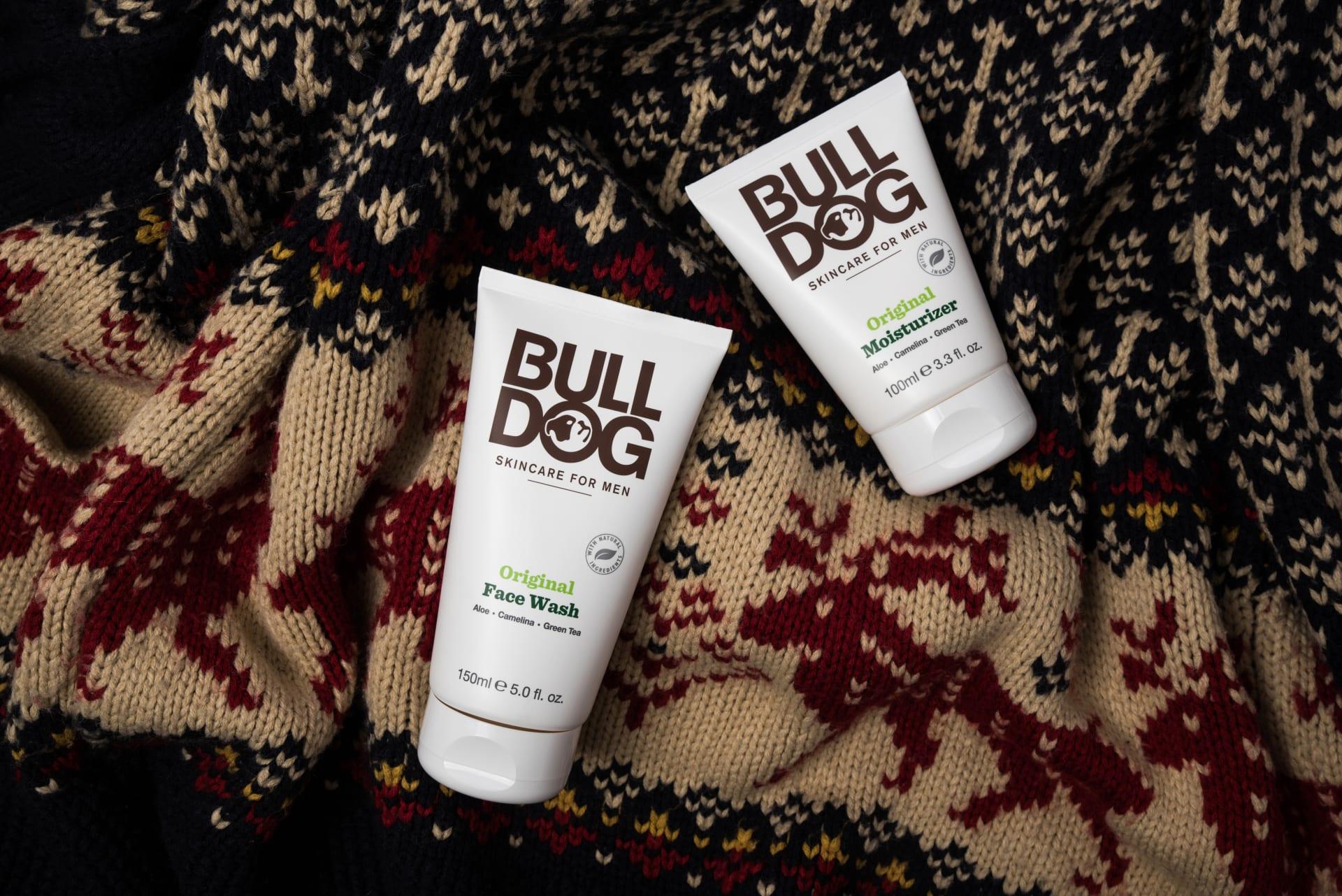 Bulldog Skincare Holiday Lead