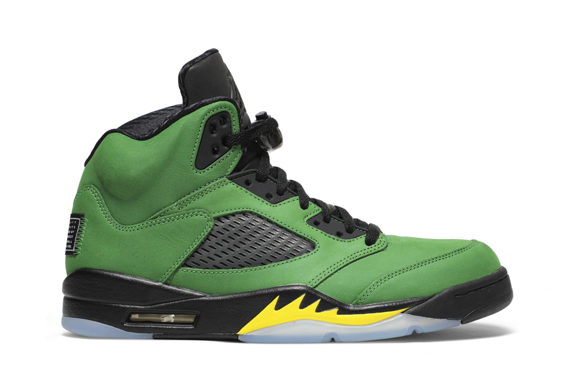 Air Jordan Apple Green