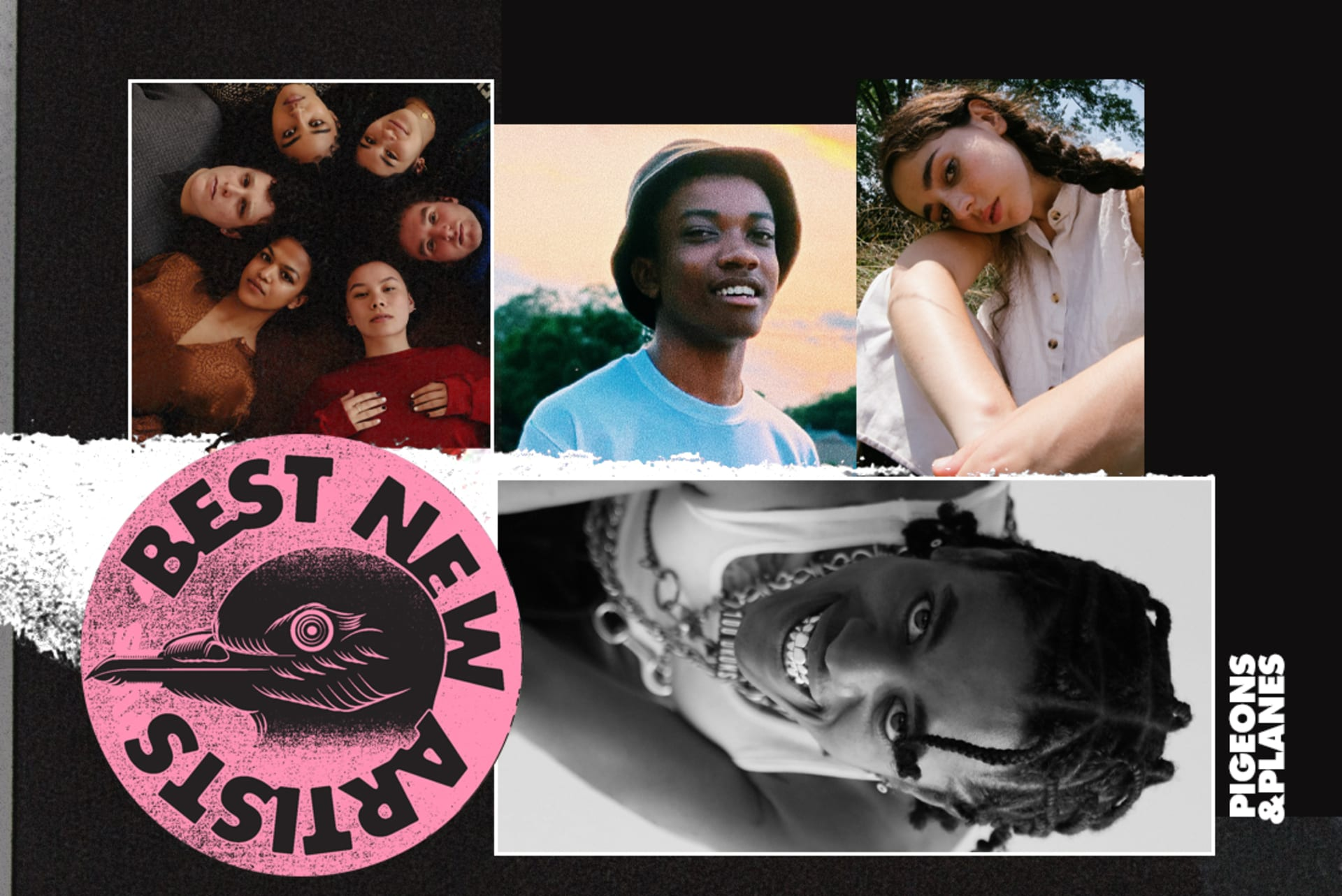 Best New Artists Of The Month August Complex