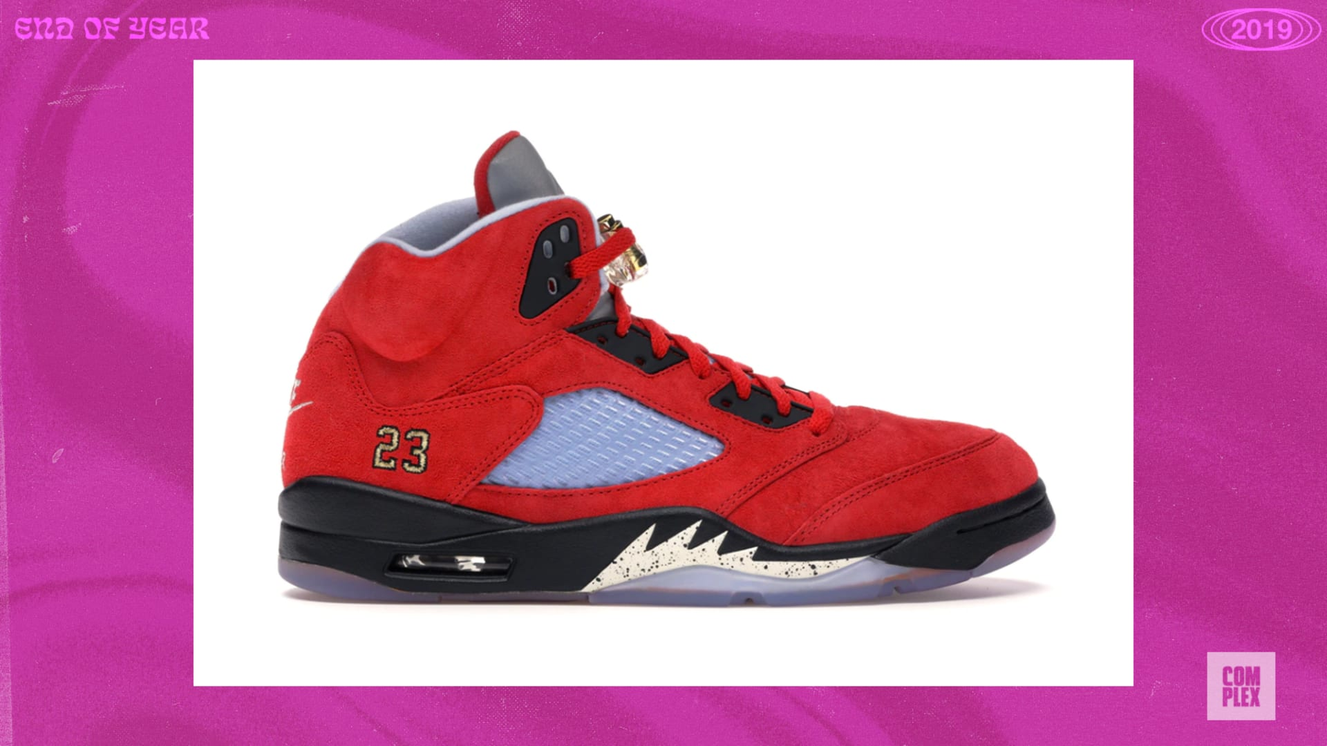 Trophy Room x Air Jordan 5