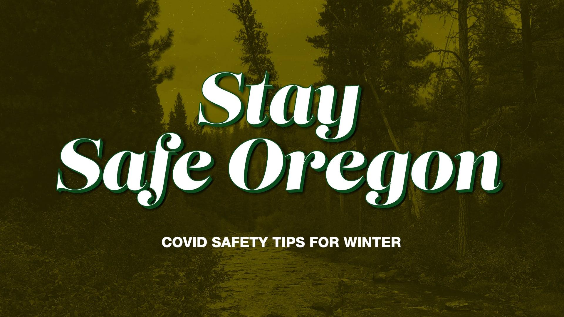 Stay Safe Oregon