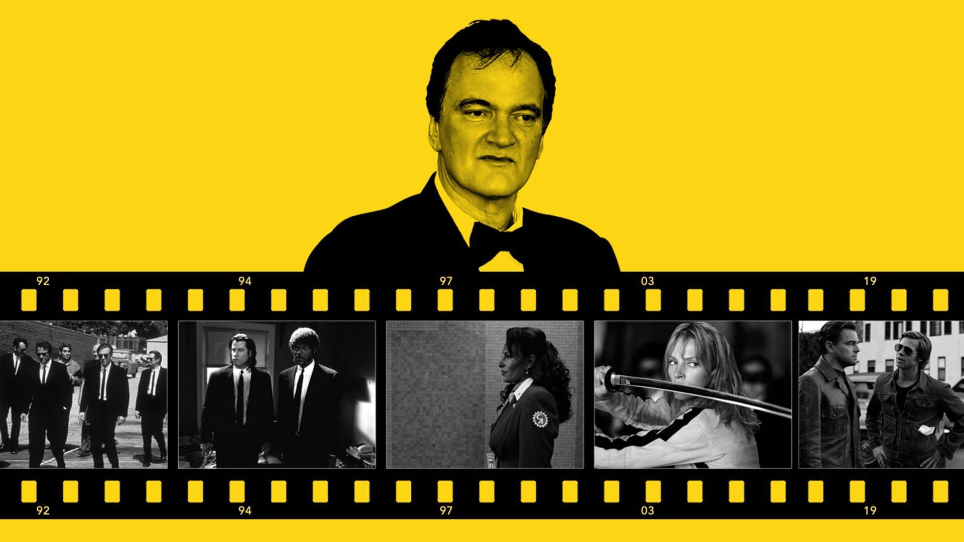 Quentin Tarantino Movies Ranked
