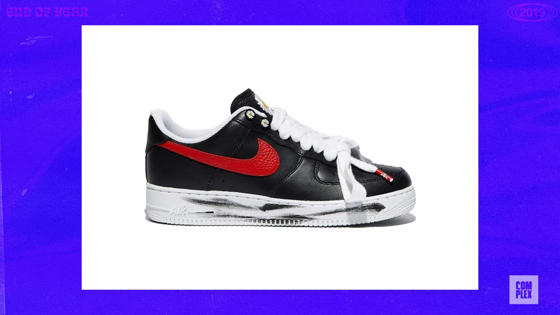 G Dragon x Nike Air Force 1 Korea